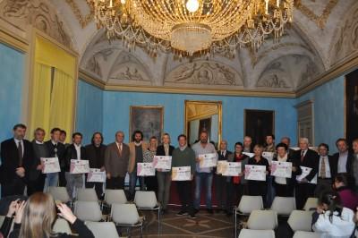 Premiazione Ottimi 2014 – Enoteca Regionale della Serra