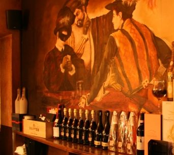 Cena con i Vini Travaglini Gattinara a La Ruga del Corso di Arona