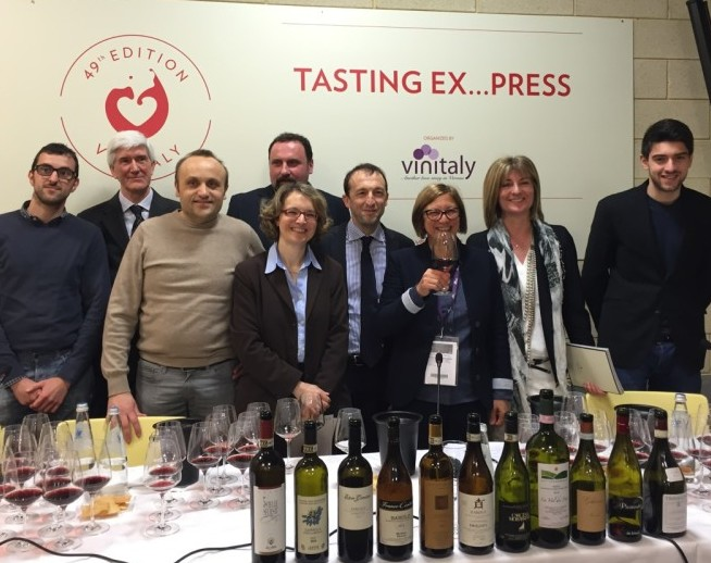Vinitaly 2015 – TASTING EX..PRESS