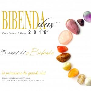 BIBENDA DAY 2016 – La primavera dei grandi vini