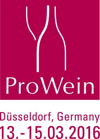 ProWein 13 – 15 marzo 2016 Düsseldorf