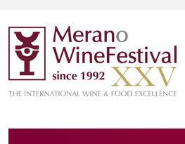 4-8 novembre: Merano Wine Festival 2016