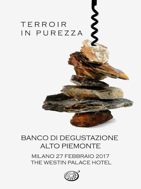Banco degustazione Alto Piemonte – Milano 27/02/17