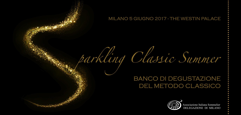 5 giugno 2017 – Sparkling Classic Summer