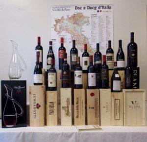 I 17 vini della Presidenza Italiana all'Onu