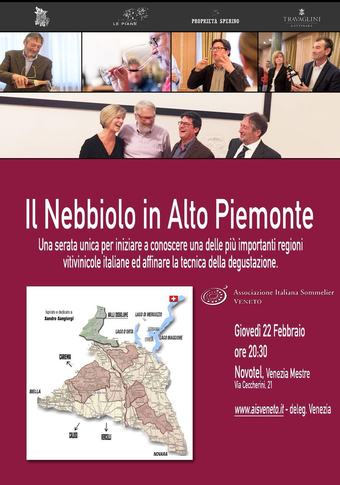 Il Nebbiolo in Alto Piemonte