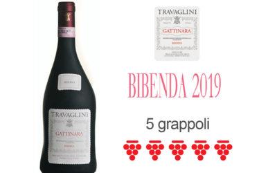 Bibenda – 5 grappoli al Gattinara Riserva 2013