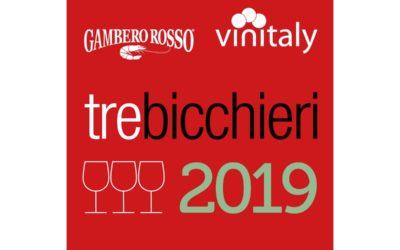 Travaglini al Wine Tasting Tre Bicchieri 2019 – Vinitaly Special Edition