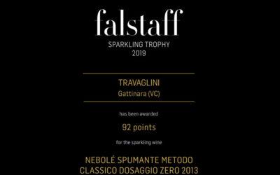Nebolé 2013 nella guida austriaca Falstaff