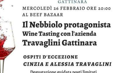 Wine tasting al Beef Bar – 26 febbraio 2020