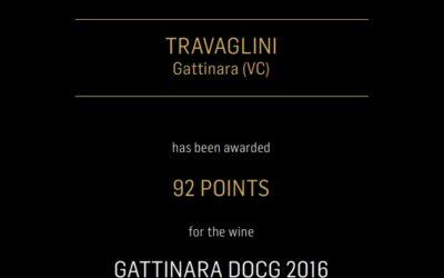 Gattinara DOCG 2016 nella guida Falstaff