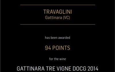 Gattinara Tre Vigne DOCG 2014 nella guida Falstaff