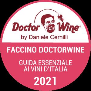 Faccino doctor wine Cernilli