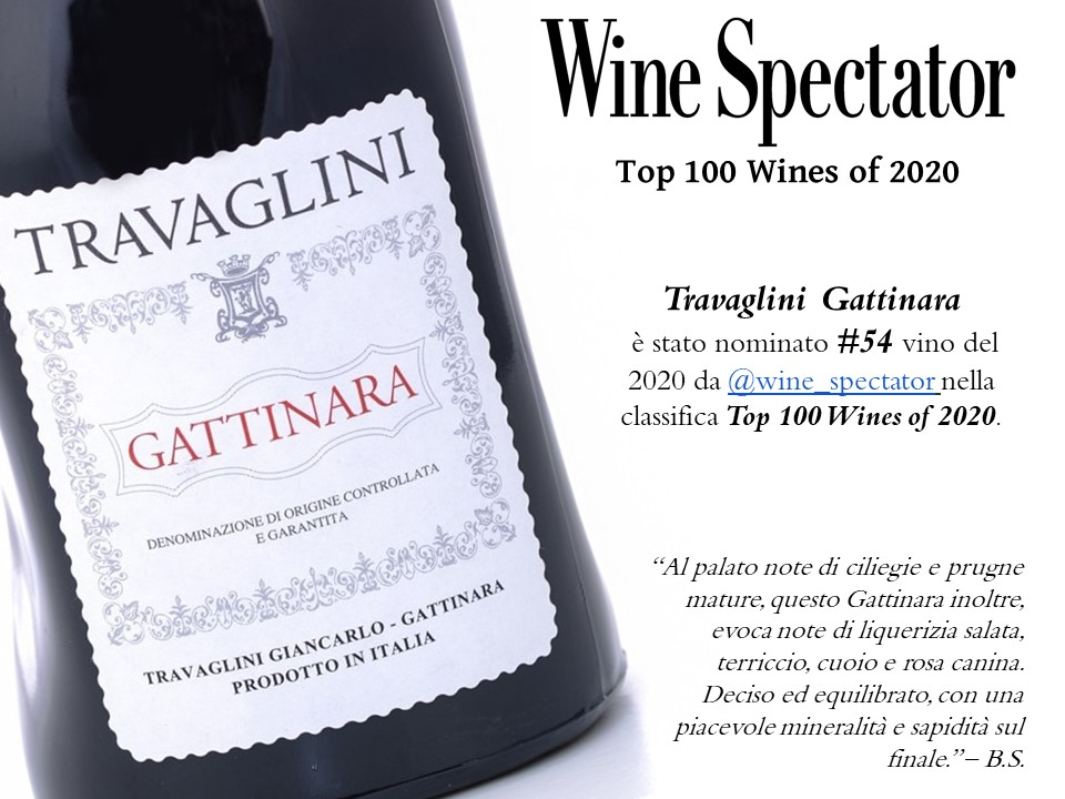 Gattinara Wine Spectator