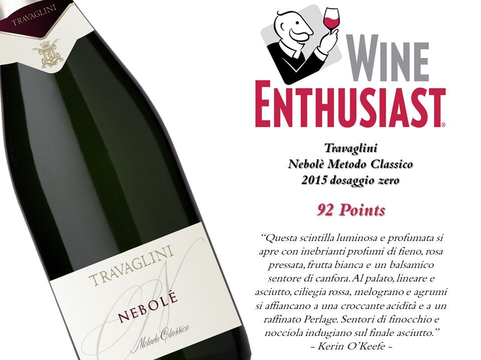 Nebolè Wine enthusiast 2020
