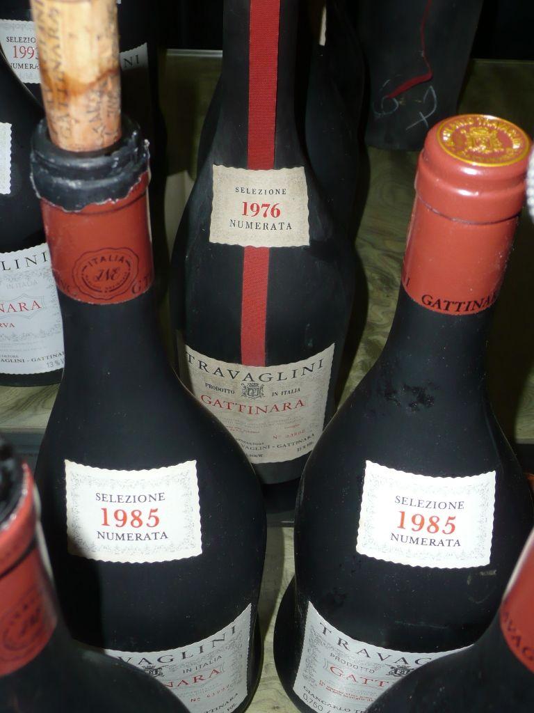 Travaglini Gattinara - La Bottiglia